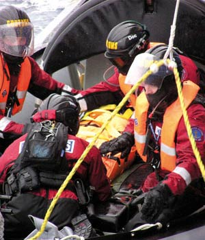Marine Medical Rescue
