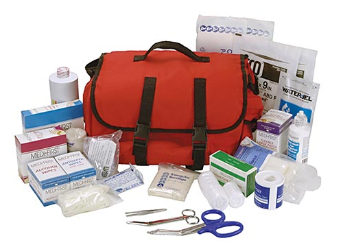 Marine Medical Trauma Bag